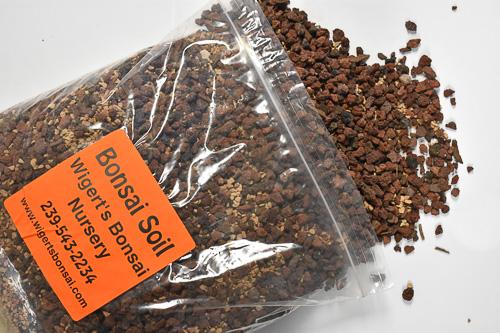 Bonsai Soil & Fertilizer