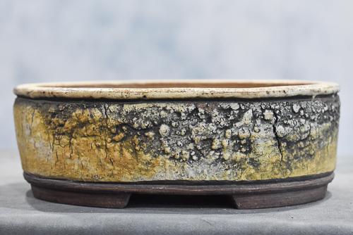 textured pot