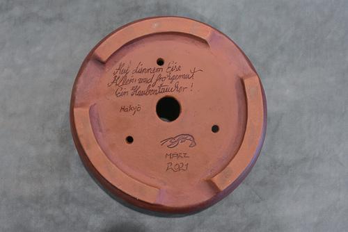 rivets unglazed